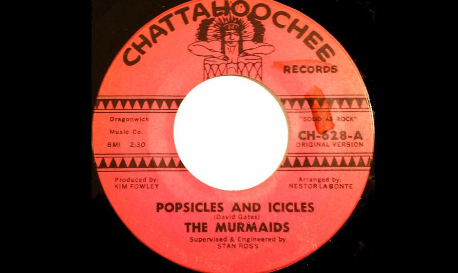 The Murmaids – Popsicles and Icicles (1964) Innerhalb von drei Monaten namen die Schwestern Carol und Terry Fischer mit Sal
