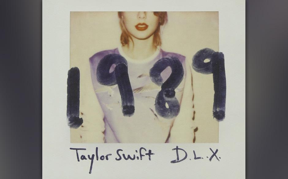 7. Taylor Swift - '1989'