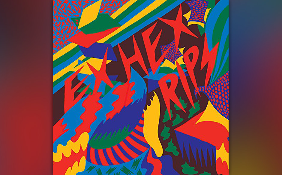 11. Ex Hex - 'Rips'