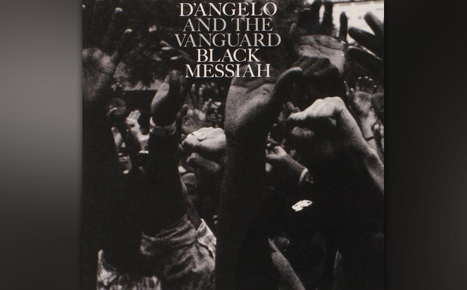 1. D'Angelo - 'Black Messiah'