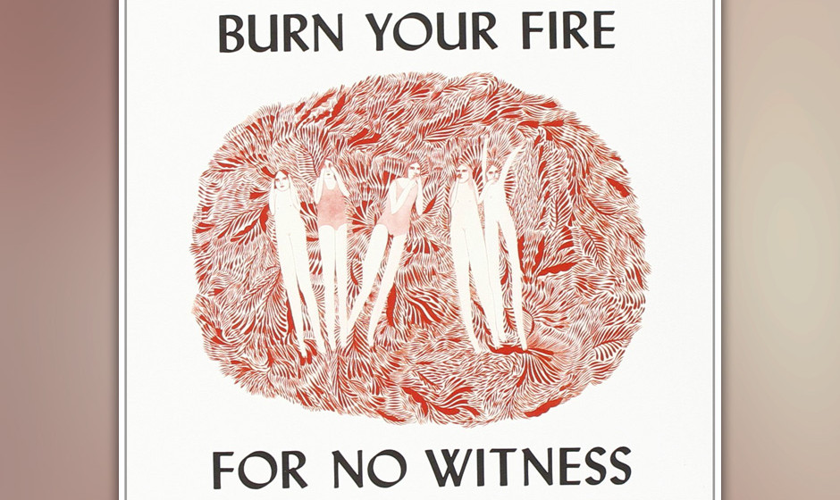 8. Angel Olsen - 'Burn Your Fire For No Witness'