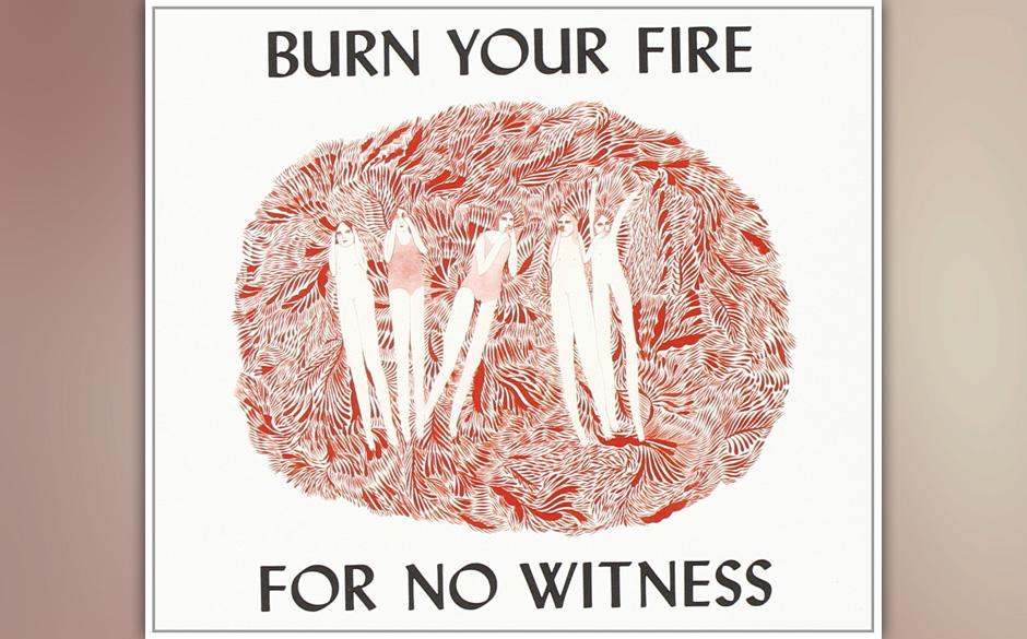 8. Angel Olsen - 'Burn Your Fire For No Witness'