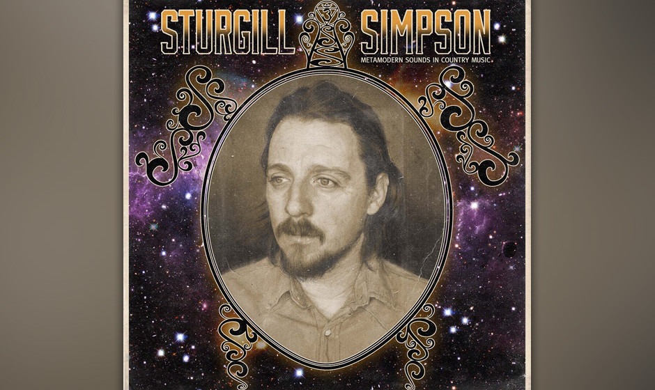 6. Sturgill Simpson - 'Metamodern Sounds In Country Music'