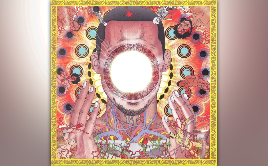 13. Flying Lotus - 'You're Dead!'
