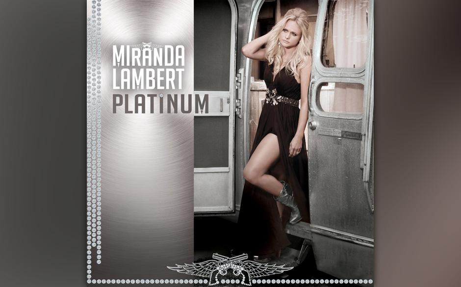 12. Miranda Lambert - 'Platinum'