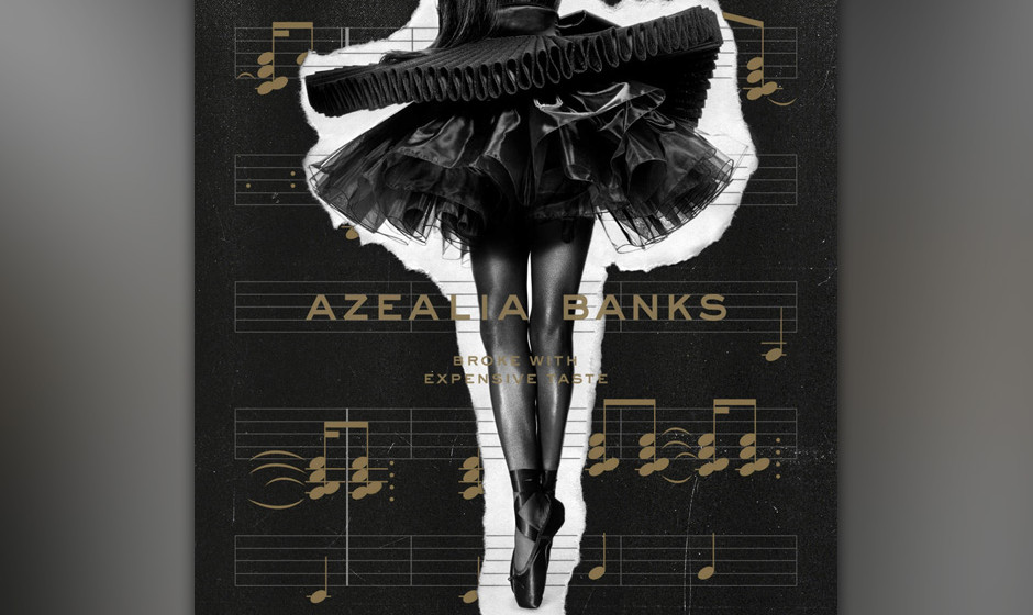 14. Azealia Banks - 'Broke With Expensive Taste'