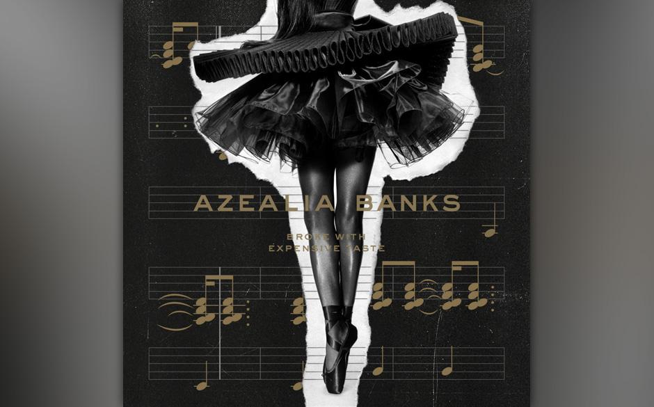 14. Azealia Banks - 'Broke With Expensive Taste'