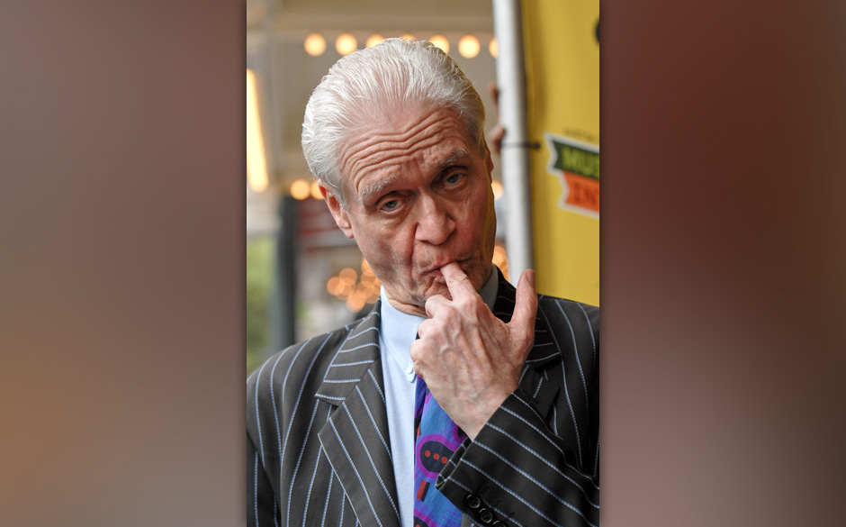 AUSTIN, TX - MARCH 16: Kim Fowley attends the 'Sunset Strip' world premiere at the Paramount Theatre on March 16, 2012 in Aus