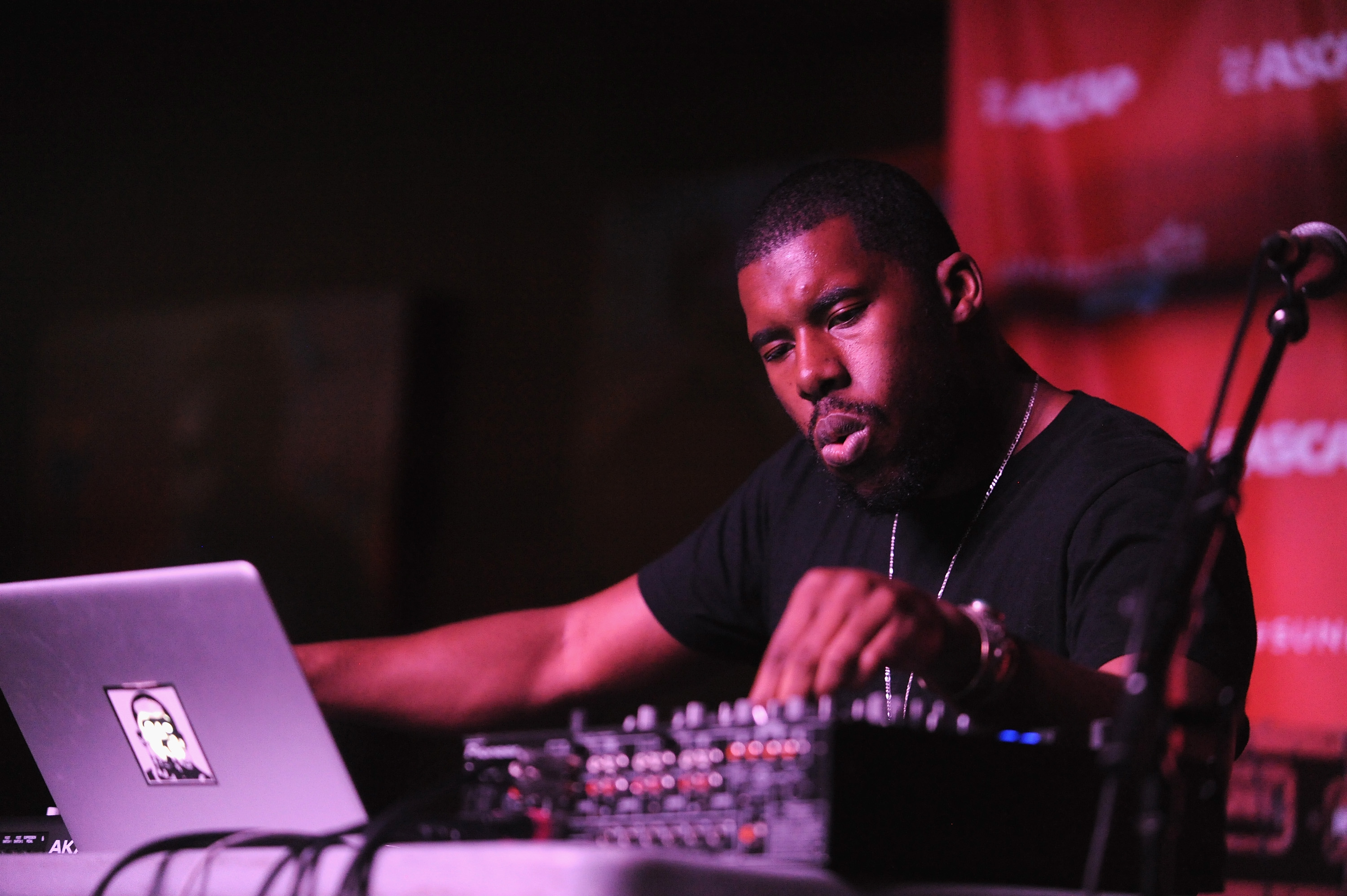PARK CITY, UT - JANUARY 24:  Flying Lotus performs at ASCAP Music Cafe - Day 7 during the 2013 Sundance Film Festival at the