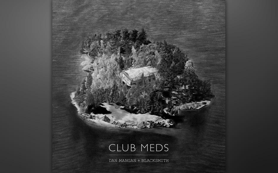 Dan Mangan + Blacksmith - Club Meds