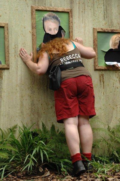 ACHTUNG: SPERRFRIST FÜR ALLE MEDIEN BIS SO., 25. JANUAR 2015, 23.19 UHR !!! Tag 10 - Dschungelprüfung 10 'Dschungelmuseum':