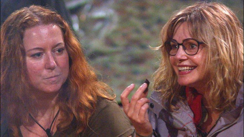 ACHTUNG: SPERRFRIST BIS DI., 27. JANUAR 2015, 23.59 UHR !!!    Tag 12 im Camp - Walter und Tanja haben die Schatzsuche erfolg