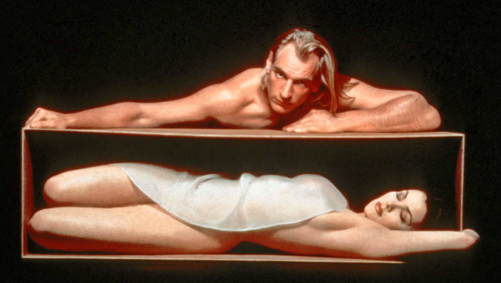 BOXING HELENA [US 1993]   JULIAN SANDS, SHERILYN FENN     Date: 1993 (Mary Evans Picture Library) Keine Weitergabe an Drittve