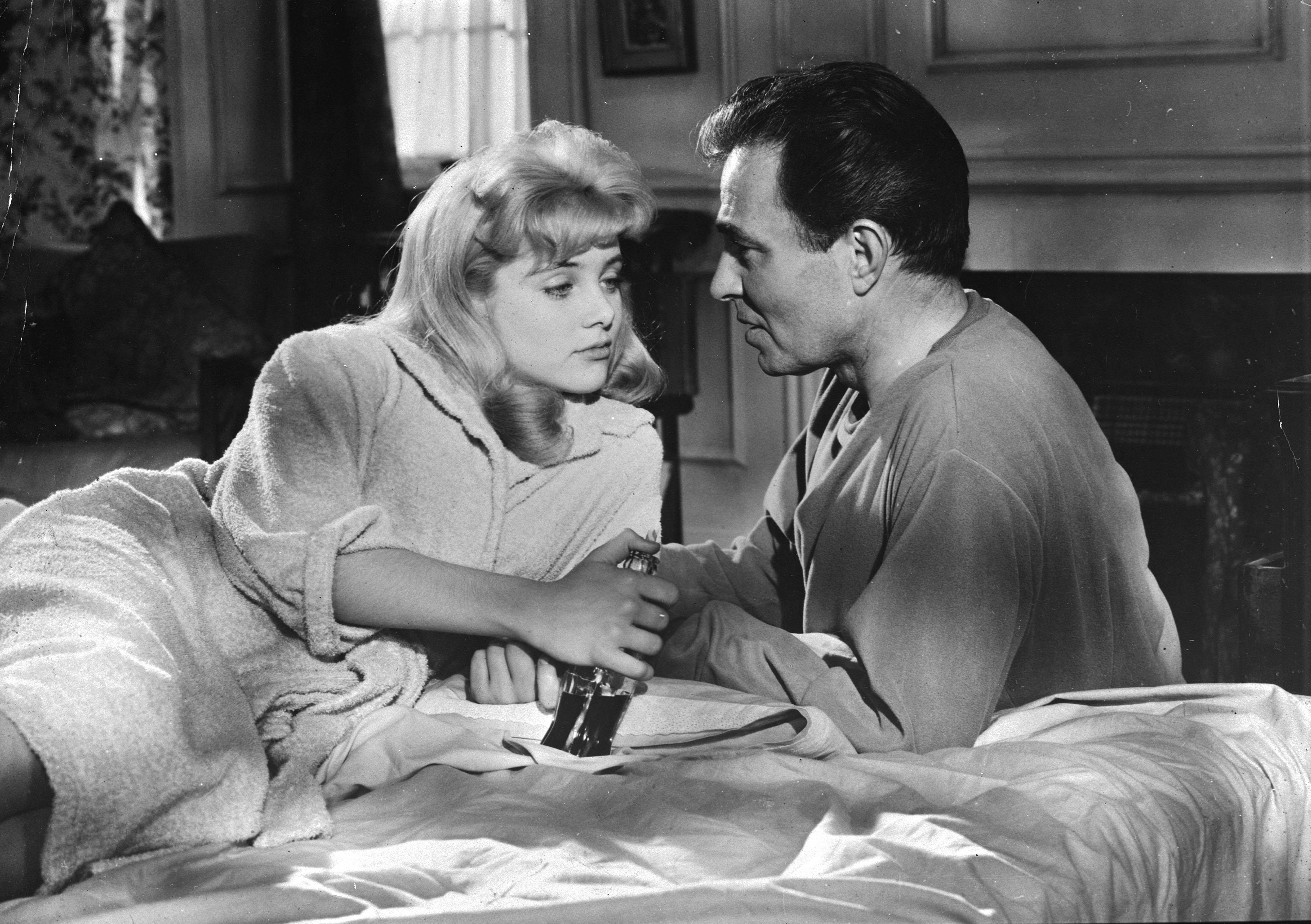 Sue Lyon als 'Lolita'  Film: 'Lolita' (GB 1961; Regie: Stanley Kubrick; Buch: Vladimir Nabokov, nach seinem gleichnamigen Rom