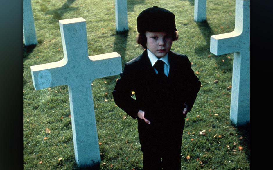 The Omen (1976). Der Film funktioniert wie die meisten von Regisseur Richard Donner, also wie auch 'Lethal Weapon': als lose