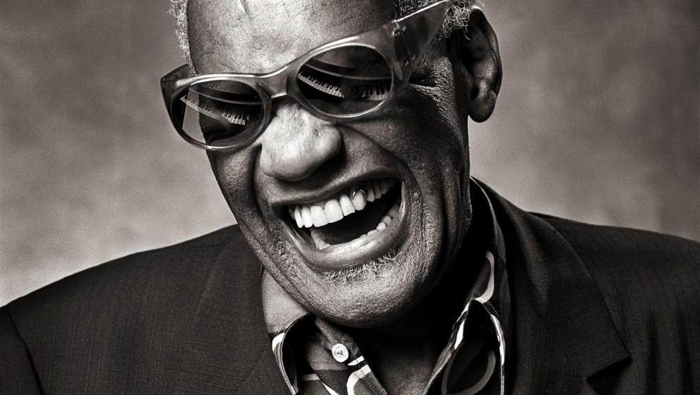 Platz 10: Ray Charles  Van Morrison über Ray Charles: Ray Charles ist der Beweis dafür, dass die beste Musik alle Grenzen �
