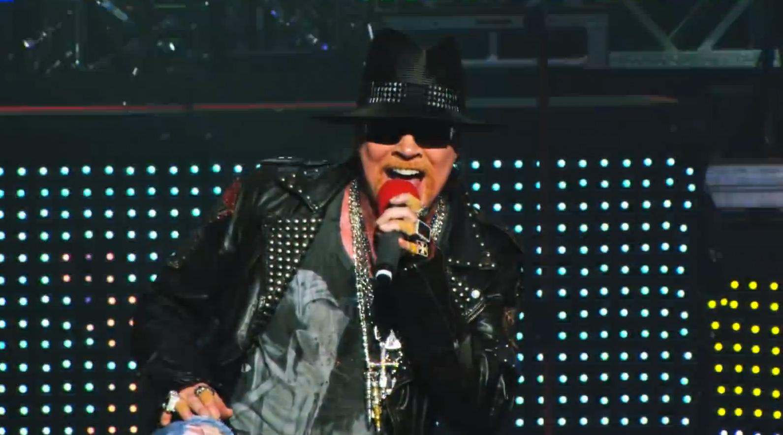 Platz 92: Guns N' Roses  Joe Perry über Guns N' Roses: Keine Frage: Sie haben dem Rock'n'Roll, wie wir ihn lieben, neues