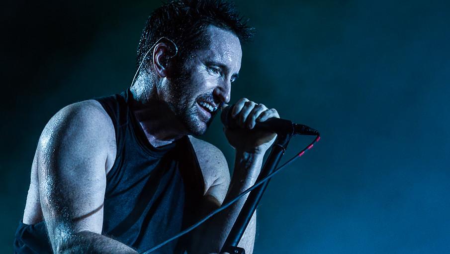 Platz 94: Nine Inch Nails  David Bowie über Nine Inch Nails: Wie Brian Eno vor ihm, packte Reznor seinen Synthesizer aus, wa