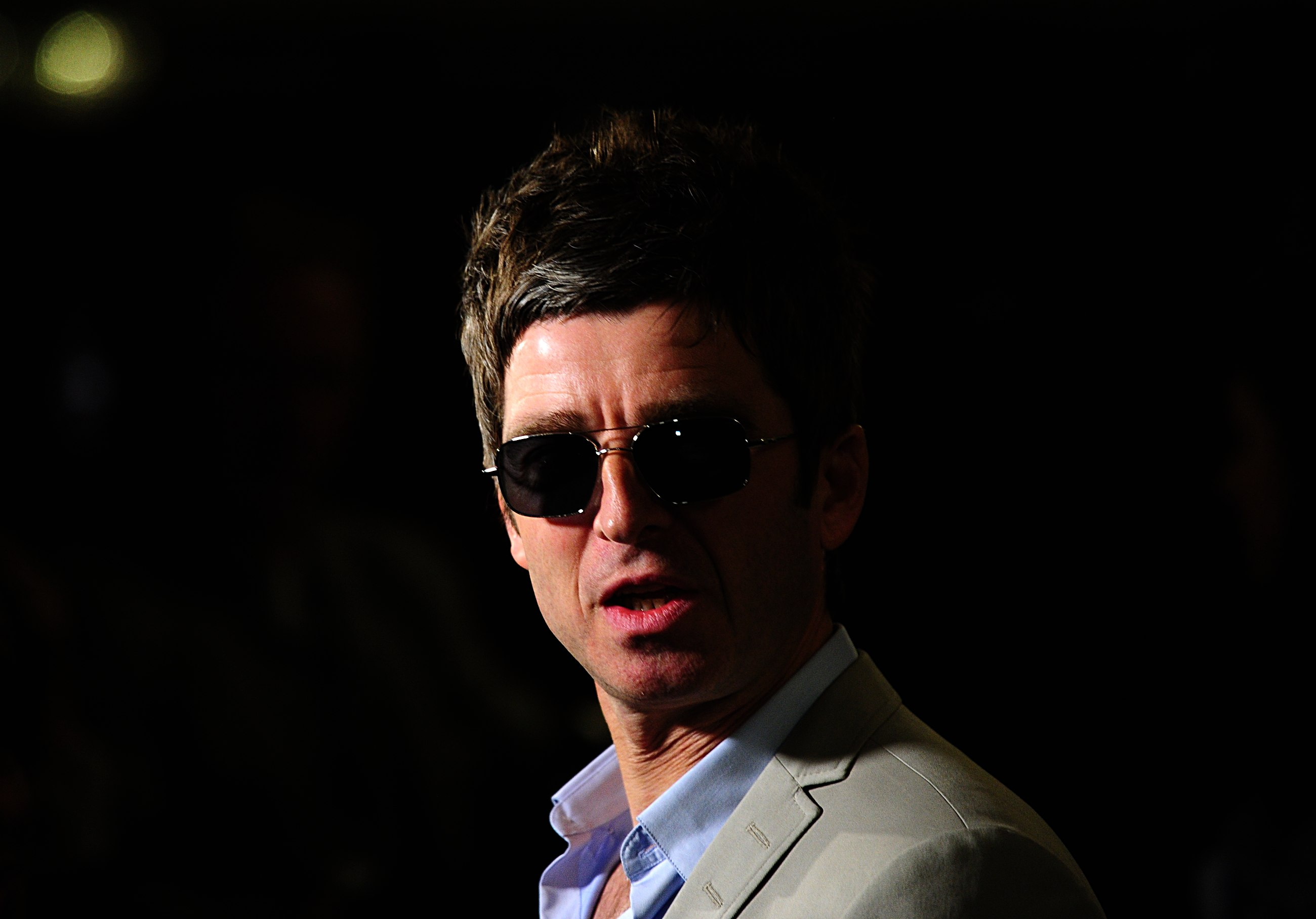 The Ivor Novello Awards - London. Noel Gallagher at the 2013 Ivor Novello awards held at the Grosvenor House Hotel, London UR