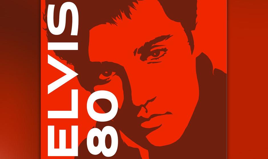 ...Erfolg für den 'King': 'Elvis 80', die Jubiläumsedition zum 80. Geburtstag von Elvis Presley, belegt Rang 15 der deutsch