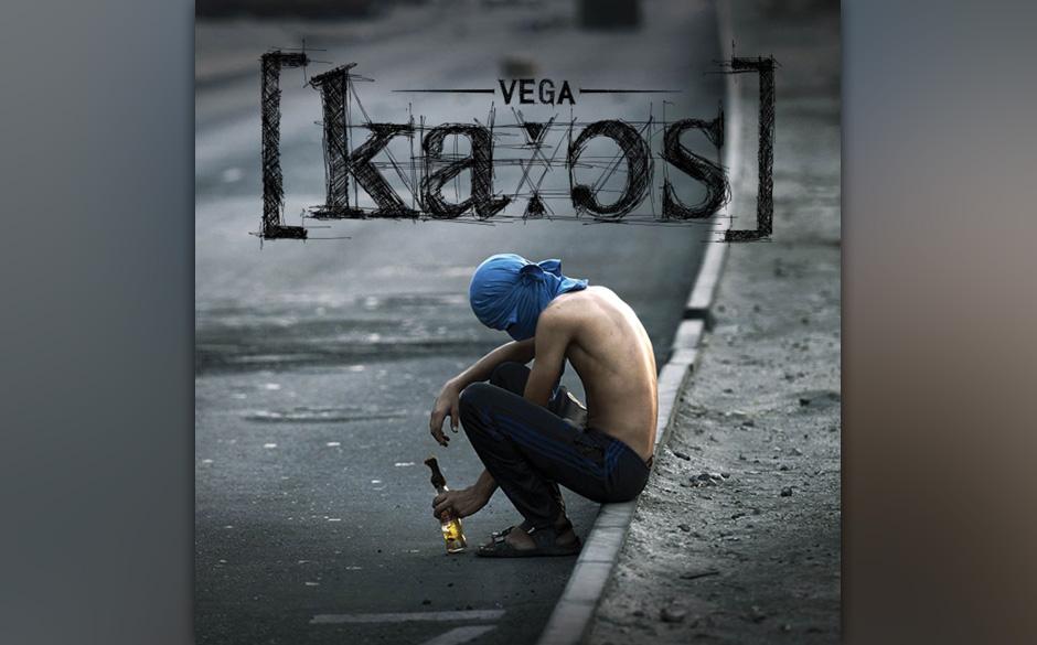 Und wieder eine Rap-Platte auf der Eins: 'Kaos' von Vega...