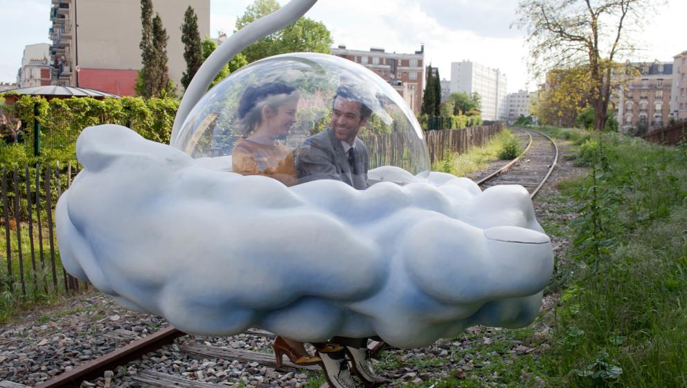 Auf Wolke sieben: ChloÈ (Audrey Tautou) und Colin (Romain Duris)