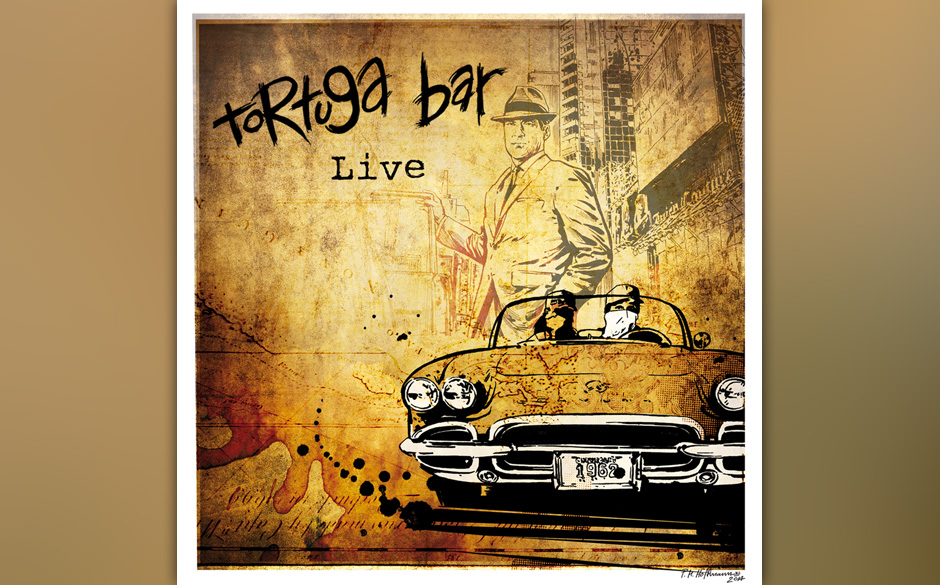 Tortuga Bar & Sharon Stoned verschenken 74 Songs auf einen Schlag
