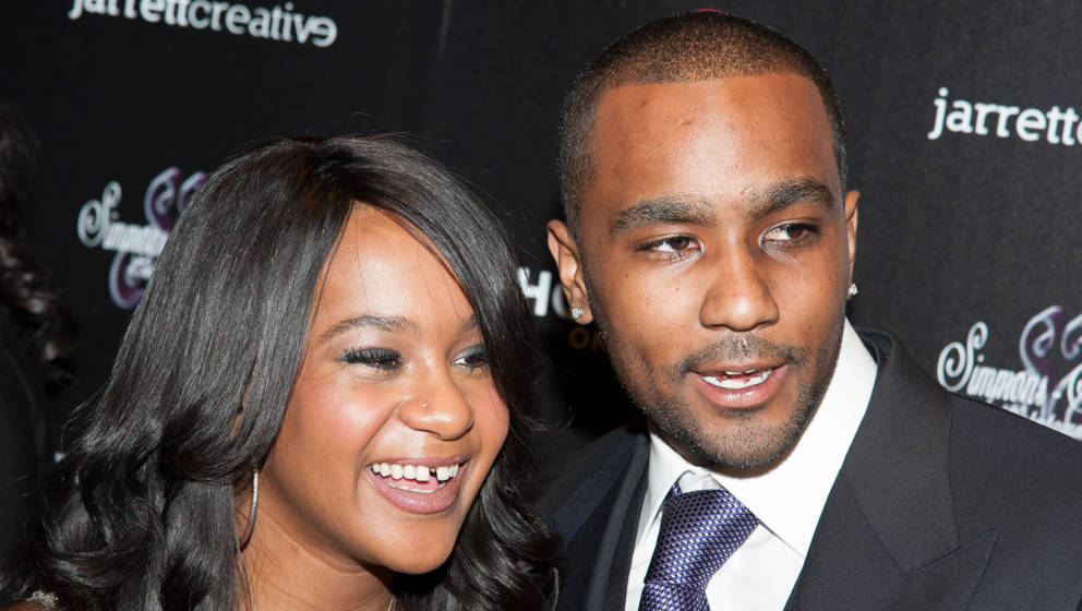 Bobbi Kristina Brown mit Ehemann Nick Gordon