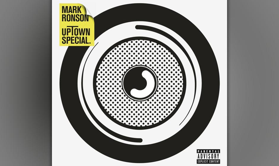 Platz 23: Mark Ronson - 'Uptown Special'