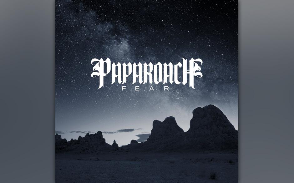 Platz sechs: Papa Roach - 'F.E.A.R.'