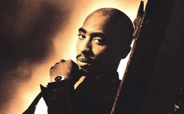 Tupac Shakur - Me Against The World Artwork