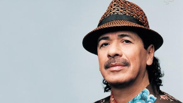 Carlos Santana Promo-Bild