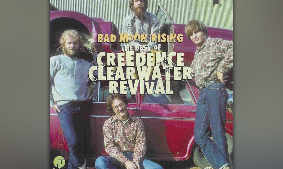 Platz 82: Creedence Clearwater Revival  Stephen Malkmus über CCR: Die Alben haben alle eine ganz eigene Ausstrahlung: Sie si