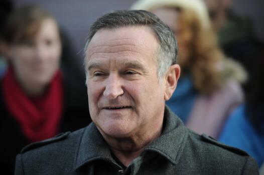 Robin Williams hatte Zeit seines Lebens mit Suchtproblemen zu kämpfen