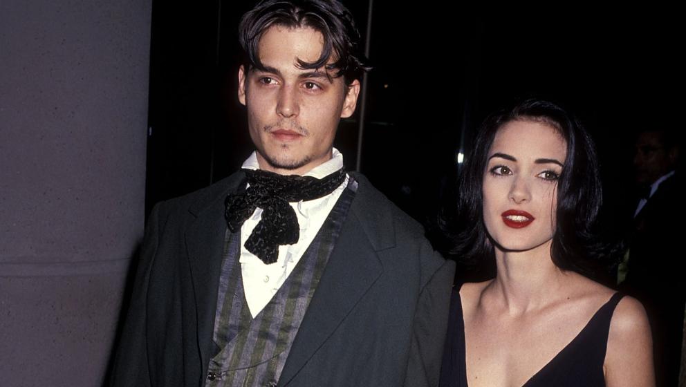 Eine Tätowierung mit dem Schriftzug 'Winona forever' ließ Johnny Depp nach der Trennung in 'Wino forever' kürzen.