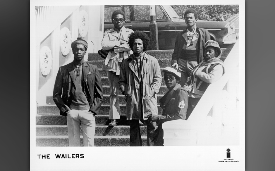 UNSPECIFIED - CIRCA 1970:  Photo of Bob Marley  Photo by Michael Ochs Archives/Getty Images