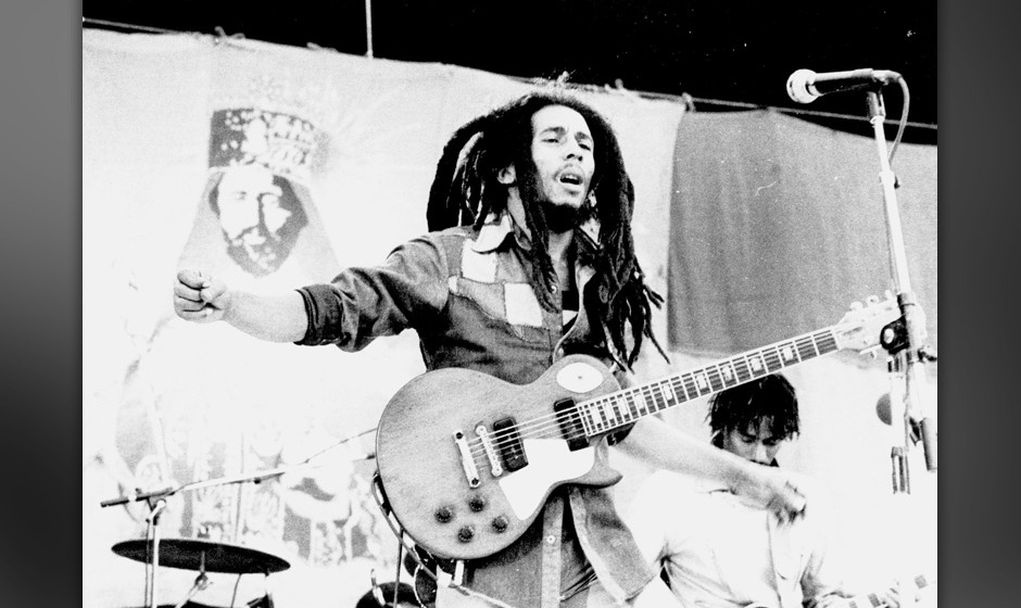 Bob Marley 1979 Santa Barbara   (Photo by Chris Walter/WireImage)