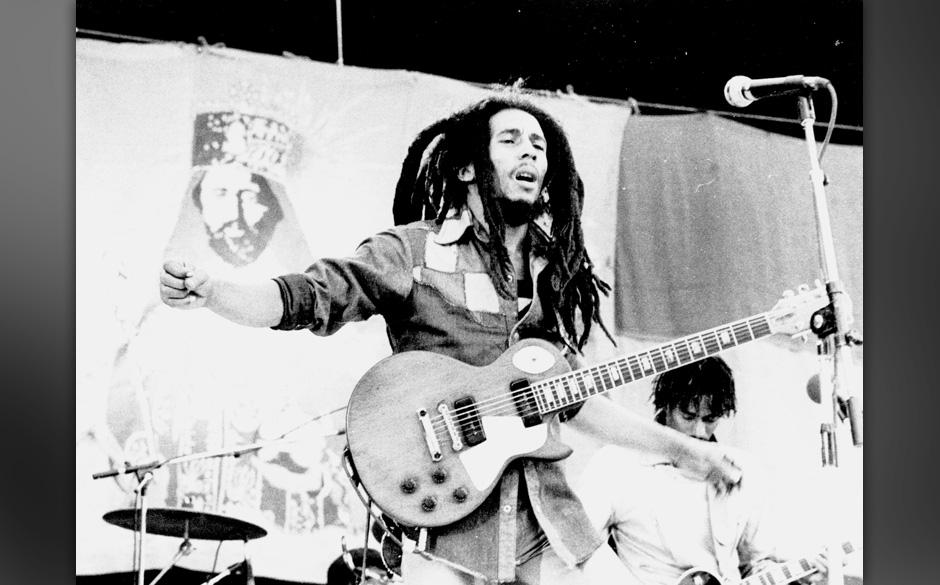 Bob Marley 1979 Santa Barbara   (Photo by Chris Walter/WireImage)