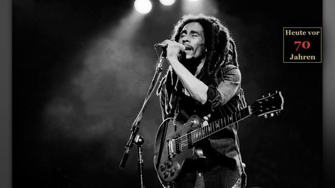 Zeit wird Lied Bob Marley erzählen
