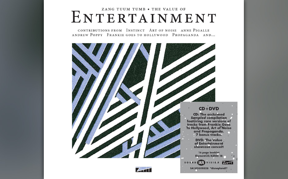 Various Artists - Zang Tuum Tumb: The Value Of Entertainment