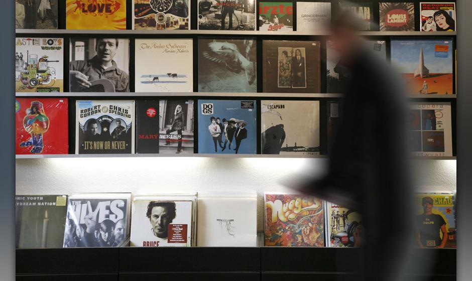 Plattenladen der Woche: Der Schallplattenmann