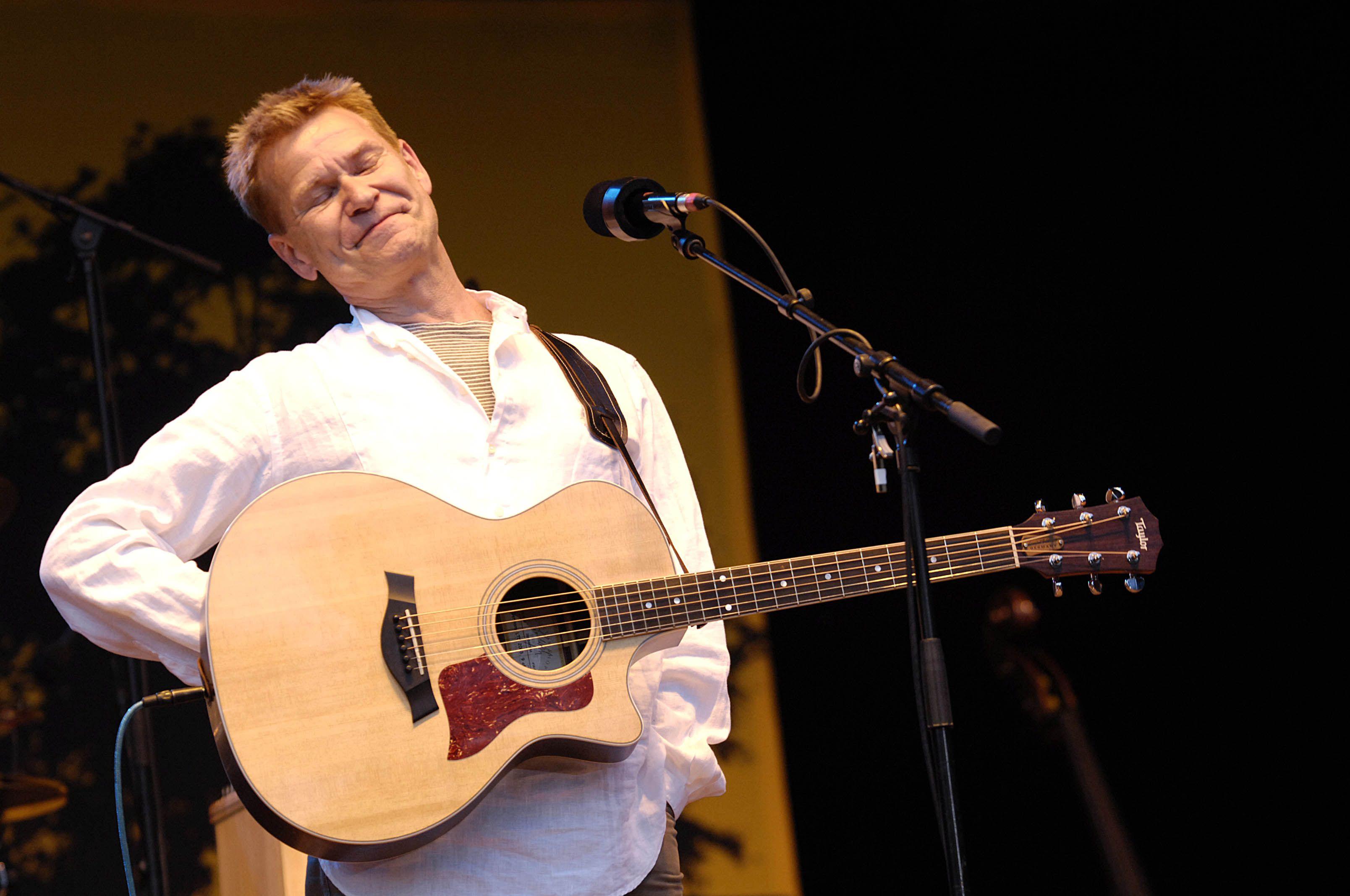 Achim Reichel: Konzert des deutschen Saengers und Musikers mit seiner band am 16.09.2007  auf der Freilichtbuehne im Stadtpar