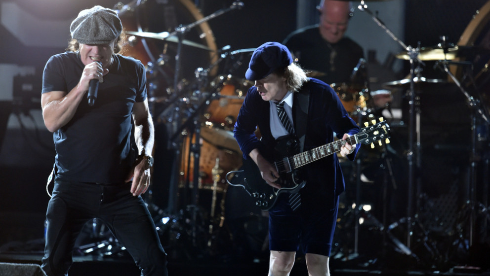 onstage during The 57th Annual GRAMMY Awards at the STAPLES Center on February 8, 2015 in Los Angeles, California.