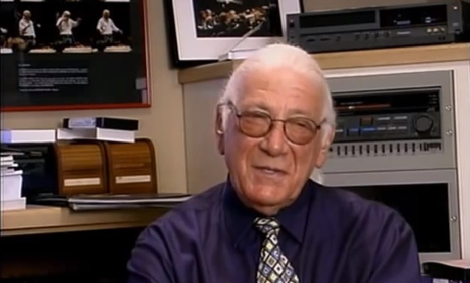 Filmkomponist Jerry Goldsmith
