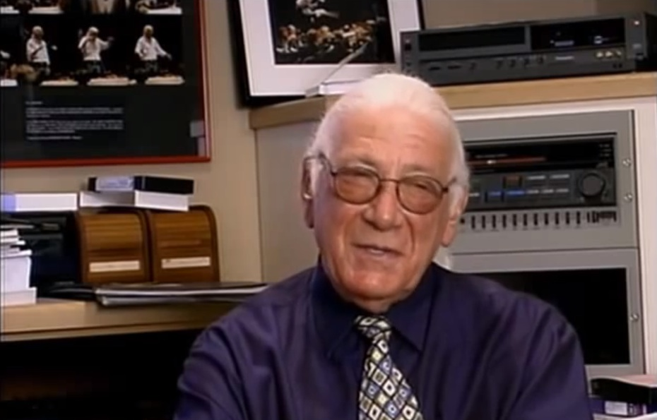 Filmkomponist Jerry Goldsmith