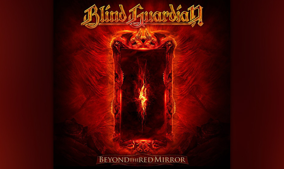 No. 4: Blind Guardian - Beyond The Red Mirror