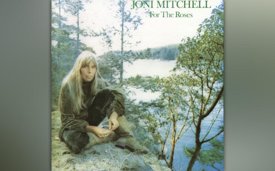 Platz 62: Joni Mitchell  Jewel über Joni Mitchell: Zu ihrer Zeit gab es halt gewöhnlich nur Zuckerwatte: Hübsche junge Mä