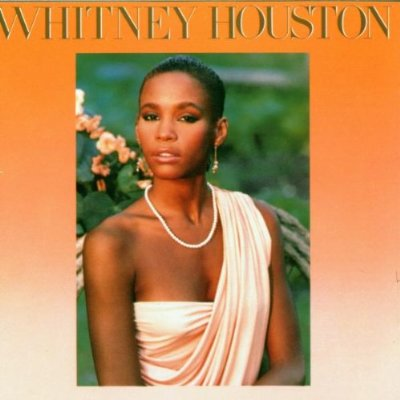 Whitney Houston Debüt 1985 Cover