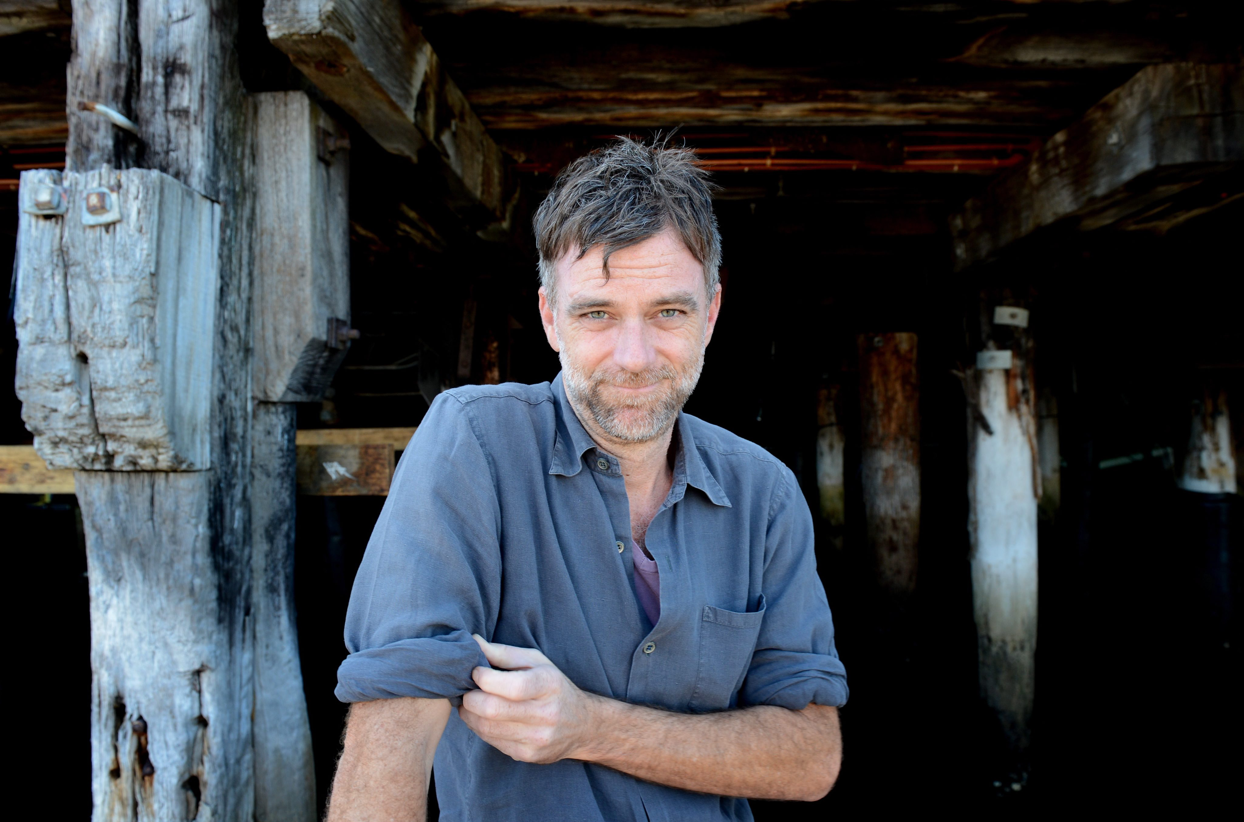 epa03444267 US film director Paul Thomas Anderson, poses for a photograph in Sydney, Australia, 24 October 2012. Anderson is