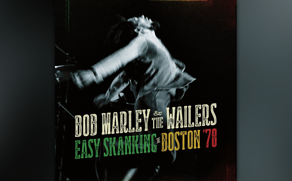 Bob Marley - Easy Shaking in Boston '78